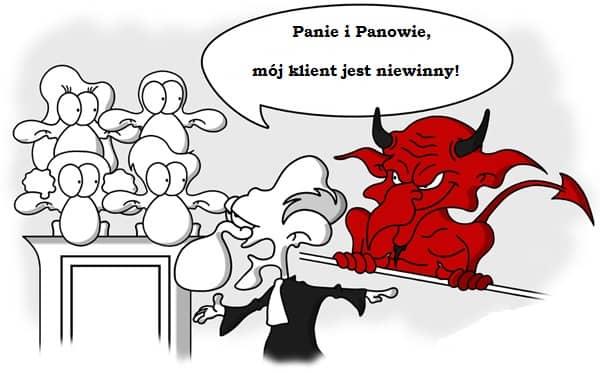 Adwokat diabła - Walczyłem z prawem i prawo wygrało