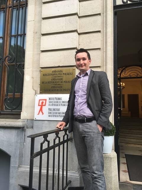 ARP 1 - Wizyta w Parlamencie Europejskim oraz w Ambasadzie RP w Brukseli – czyli seminarium naukowe VPJ