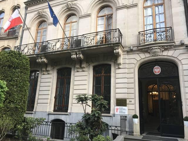 ARP 2 - Wizyta w Parlamencie Europejskim oraz w Ambasadzie RP w Brukseli – czyli seminarium naukowe VPJ