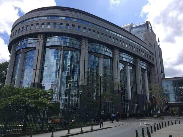 PE 3 - Wizyta w Parlamencie Europejskim oraz w Ambasadzie RP w Brukseli – czyli seminarium naukowe VPJ