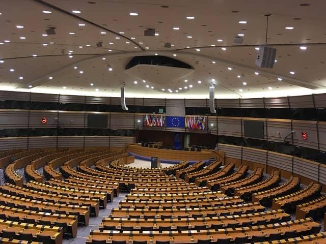 PE 4 - Wizyta w Parlamencie Europejskim oraz w Ambasadzie RP w Brukseli – czyli seminarium naukowe VPJ