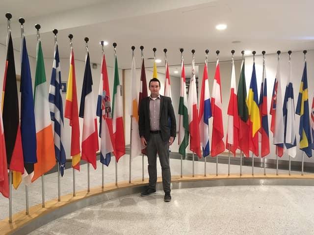 PE 6 - Wizyta w Parlamencie Europejskim oraz w Ambasadzie RP w Brukseli – czyli seminarium naukowe VPJ