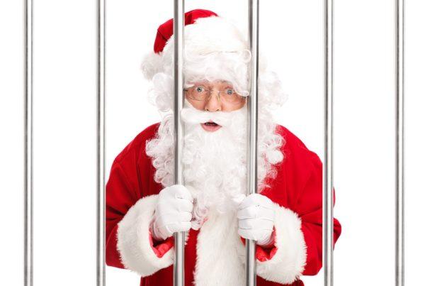 Christmas Jail 1 600x403 - Święta w areszcie